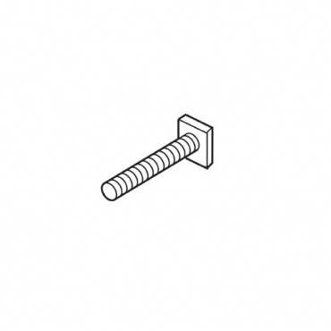 Trend WP-RL/23 Screw for tube clamp