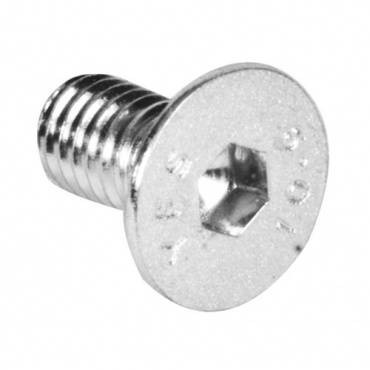 Trend WP-SCW/18 M6x12mm countersink socket zinc clear machine screw
