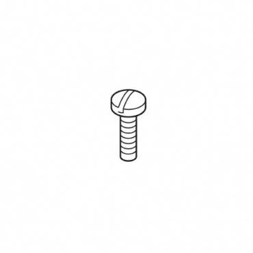 Trend WP-SCW/27 M6x16mm pan slot machine screw