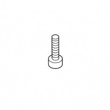 Trend WP-SCW/39 M8x10mm pan slot machine screw
