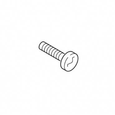 Trend WP-SCW/44 M5x10mm pan Pozi machine screw