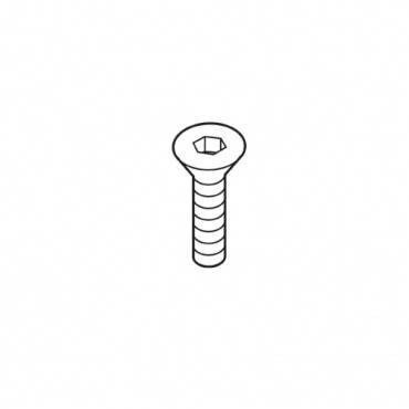 Trend WP-SRT/38 Machn screw button M6 x 12mm Socket