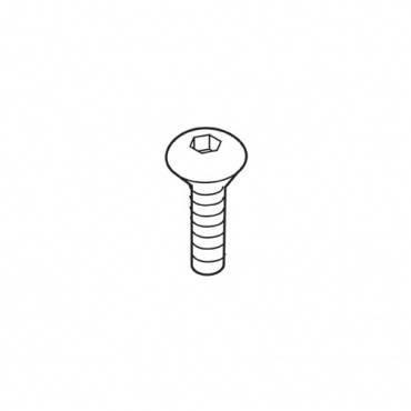 Trend WP-SRT/43 Machine screw button lead on pin M6