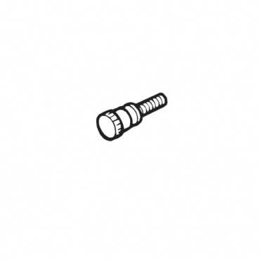 Trend WP-T10/082 Side fence Micro adjustment screw