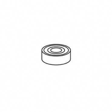 Trend WP-T2/008 Top bearing 7mm x 19mm x 6mm (6072Z)