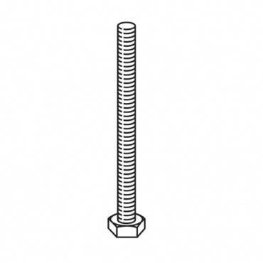 Trend WP-T2/034 Set screw hex M6 x 60mm
