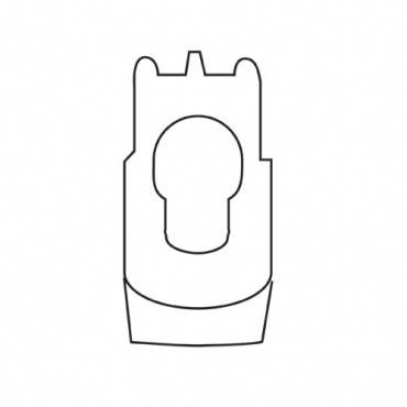 Trend WP-T4/077 Spindle lock bracket T4