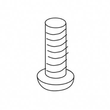 Trend WP-T4/085 Screw self tapping 4x20mm Pozi