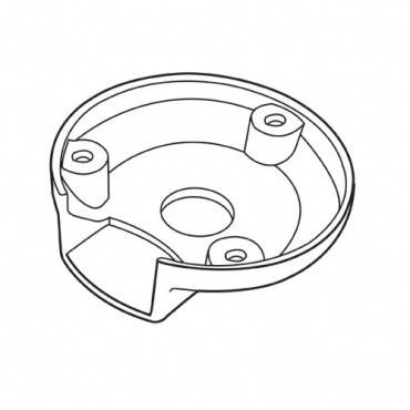 Trend WP-T5/089 Spindle lock housing T5 v2