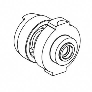 Trend WP-T50/005 Hammer and gearbox assembly T50