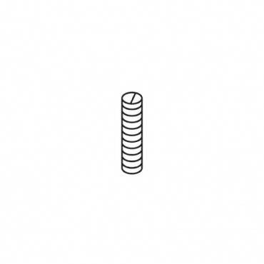 Trend WP-T5/013 Threaded pin M5X20 T5