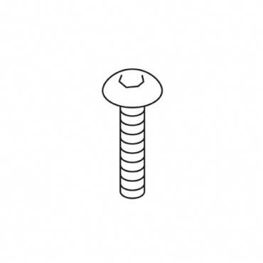 Trend WP-T5/019 Screw self tapping 4 x 20 T5