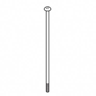 Trend WP-T5/043 Machine Screw Cheese M4X55 T5