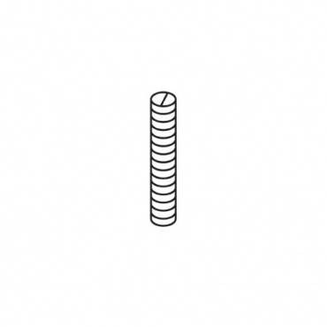 Trend WP-T5/038 Threaded pin M5X40 revolving guide T5