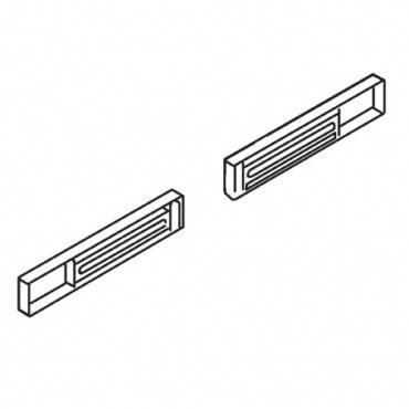 Trend WP-T5/049A Side fence cheeks (Set) T5 new