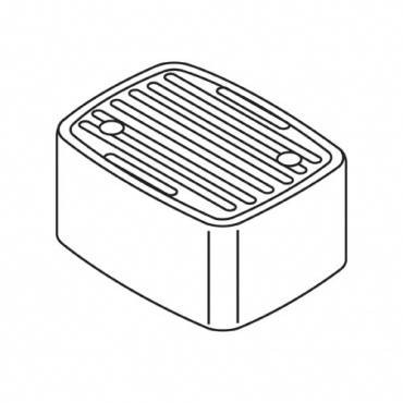 Trend WP-T5E/002 Top vent housing T5E