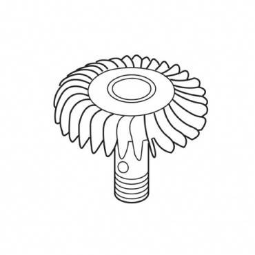 Trend WP-T9/022 Fan for armature T9