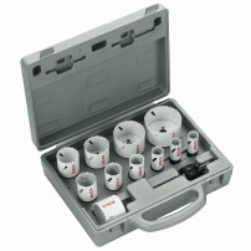 Bosch 14 Piece Progressor Holesaw Set 2608584667