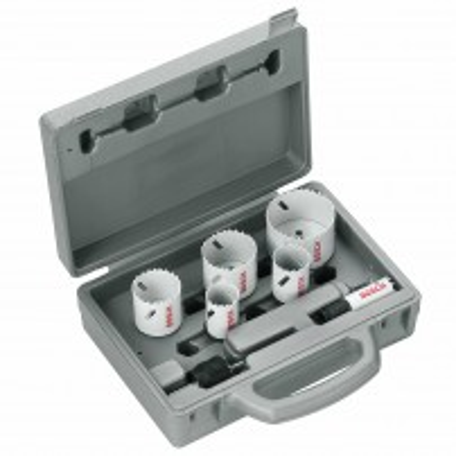 Bosch 9pc Progressor Holesaw Kit 2608584670