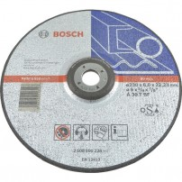 Bosch Metal Grinding Disc with Depressed Centre 230mm 2608600228