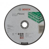 Bosch Straight Cutting Disc Expert for Stone Grinding 180mm 2608600323