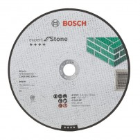 Bosch Straight Cutting Disc Expert for Stone Grinding 230mm 2608600326
