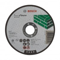 Bosch Straight Cutting Disc Expert for Stone Grinding 125mm 2608600385