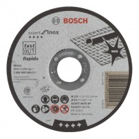 Bosch Rapido Straight Cutting Disc Expert for Inox 115mm 2608600545