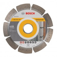 Bosch Standard for Universal Diamond Cutting Disc 125mm 2608602192