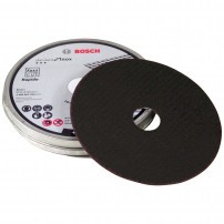 Bosch INOX Metal Cutting Discs 125mm x 1mm x 22.23mm Pack of 10 2608603255
