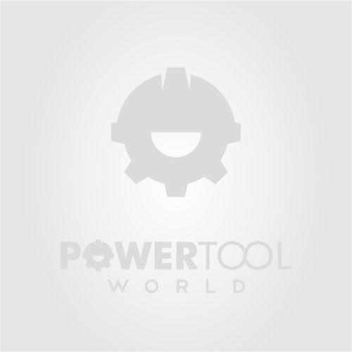 Makita GA4530RKD 115mm Slim Angle Grinder with Anti-Restart & Diamond Blade in Carry Case