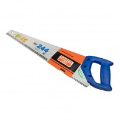 "Bahco 244-22-U7/8-HP 22"" Universal Tooth Hardpoint Handsaw"