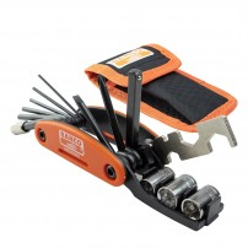 Bahco BKE850901 Multi Bike Pocket Tool