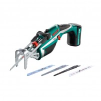 Bosch Green KEO Set 10.8v Cordless Garden Saw with Integrated Battery 0600861971