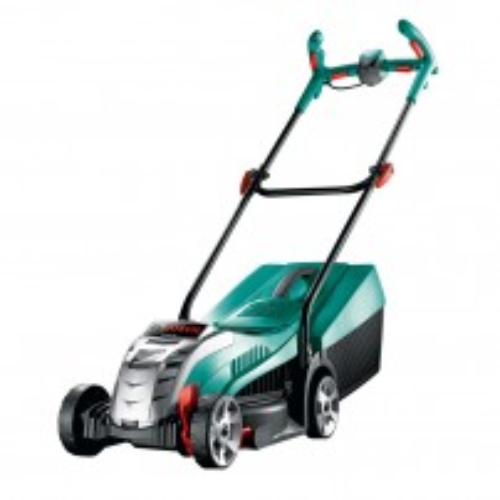 Bosch Green Rotak 32 LI Ergoflex 36v Cordless Lawn Mower inc 1x 2.6Ah Batt 0600885D71