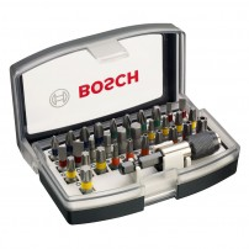Bosch Professional Screwdriver Bit Set 32 Pieces 2607017319