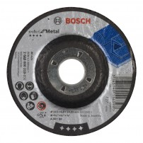 Bosch Metal Grinding Disc with Depressed Centre 115mm 2608600218