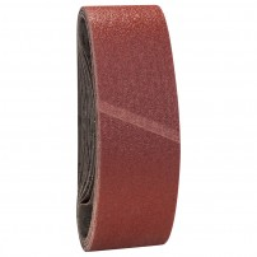 Bosch 40 Grit Sanding Belt Set 75 x 533mm x10 Pcs 2608606080
