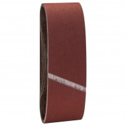Bosch 220 Grit Sanding Belt Set 75 x 533mm 10 Pcs 2608606085