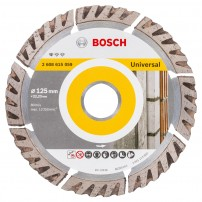 Bosch Standard for Universal Diamond Cutting Disc 125mm 2608615059