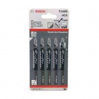 Bosch T144D Speed for Wood Jigsaw Blades Pack Of 5 2608630040