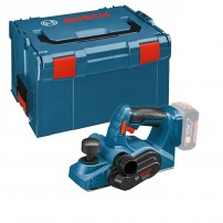 Bosch GHO 18 V-LI Professional Cordless Planer Body Only in L-Boxx