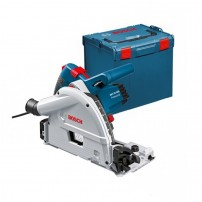 Bosch GKT 55 GCE 165mm 1400w Plunge Saw in L-Boxx