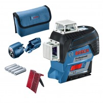 Bosch GLL 3-80 C 12v Self-Levelling Multi Line Laser in Carton