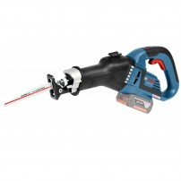 Bosch GSA 18 V-32 18v Brushless Reciprocating Saw + 2x Saw Blades in Carton