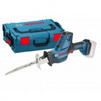 Bosch GSA 18 V-LI C 18v Compact Reciprocating Saw Body Only in L-Boxx