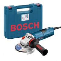 Bosch GWS 13-125 CI Angle Grinder with Vibration Control Handle & Carry Case 125mm / 5""