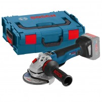 Bosch GWS 18V-125 PSC Brushless Angle Grinder Body Only in L-Boxx 125mm / 5""