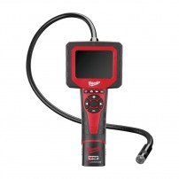 Milwaukee M12 C12 IC AVD-21C Digital Inspection Camera With 1x1.5ah Batt