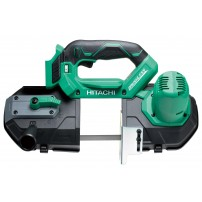 Hitachi CB18DBL/J4 18v Brushless Band Saw Body Only